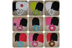 Шапочки, шарфики для детей