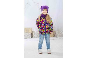 Нові Дитячі зимові куртки Be easy