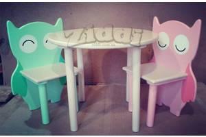 Детские рабочие столы
