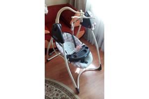 б/у Детские кресла качалки Graco