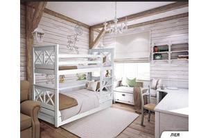 Новые Двухъярусные детские кровати Мистер Мебл
