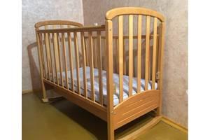 б/у Детские кроватки Верес