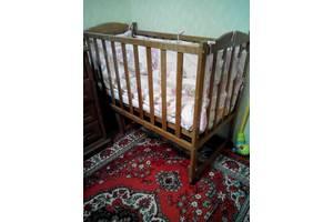 б/у Детские кроватки для новорожденных