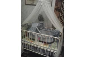 б/у Детские кроватки для новорожденных Geoby Goodbaby