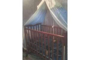 б/у Детские кроватки