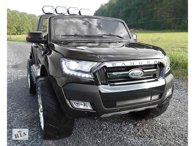 продам Дитячий електромобіль Ford Ranger 4х4, 2 акумулятора і 4 мотора бу в Львові