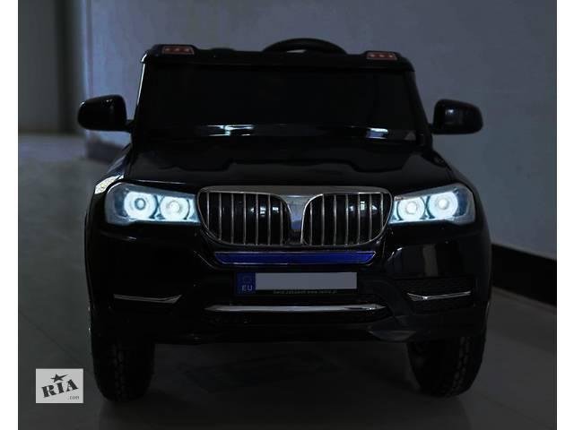 купить бу Детский электромобиль BMW S8088: 4 мотора, 2 аккумулятора в Львове