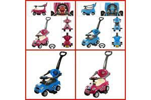 Детские машинки-каталки Bambi
