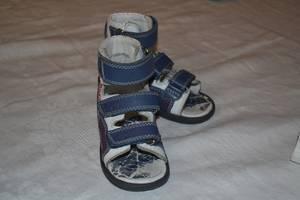 б/у Детская ортопедическая обувь Bartek