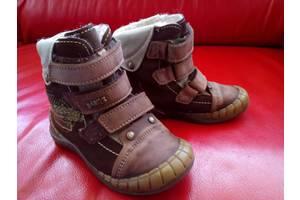 б/у Детские зимние ботинки Bartek