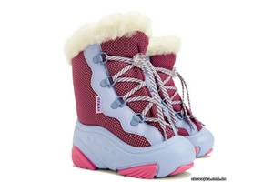 Новые Детские зимние ботинки Demar