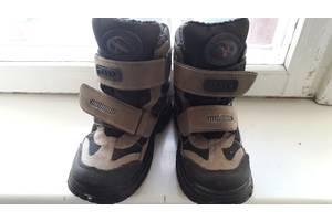 б/у Детские демисезонные ботинки Ортекс