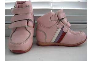 б/у Детские осенние ботинки Шалунишка