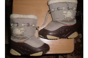 б/у Детские зимние ботинки Demar