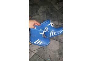 б/у Детские резиновые сапоги Adidas
