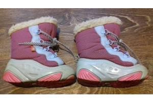 б/в Дитячі зимові чоботи Demar
