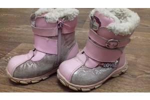 б/в Дитячі зимові чоботи Шалунішка
