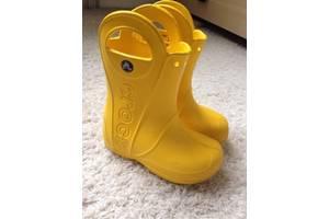 б/у Детская обувь Crocs