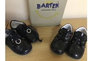 б/у Детские туфли для девочек Bartek