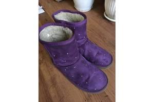 б/в Дитячі зимові чоботи