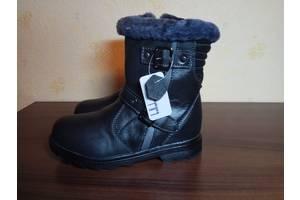 Новые Детские зимние ботинки