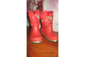 б/у Детская обувь Kito