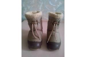 Детские зимние сапоги Demar