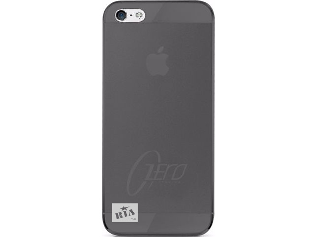 продам Чохол для смартфона ITSkins Zero.3 for iPhone 5 Black бу в Ирпене