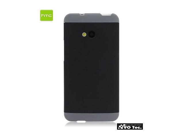 купить бу Чехол HTC Double Dip для One M7 black в Червонограде