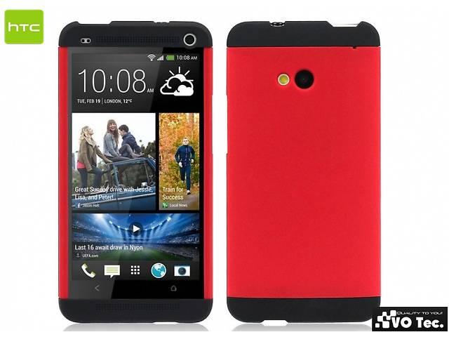 бу Чехол HTC Double Dip для One M7 red в Червонограде