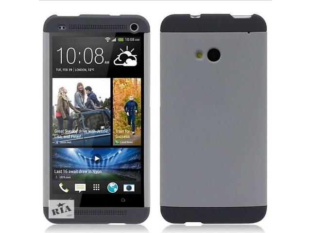 бу Чехол HTC Double Dip для One M7 silver в Червонограде
