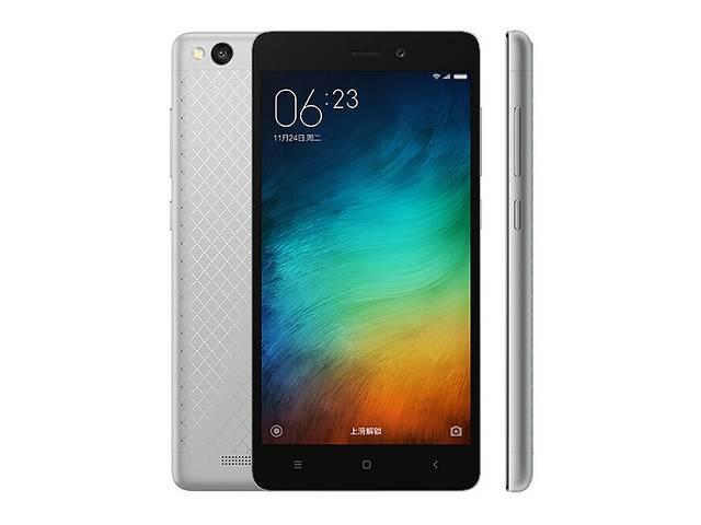 Чехол+Пленка+Xiaomi Redmi 3 (Gray)- объявление о продаже  в Камне-Каширском