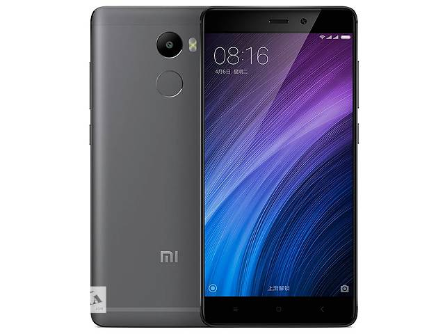 продам (В наличии)Чехол+Xiaomi Redmi 4 (Gray) бу в Камне-Каширском
