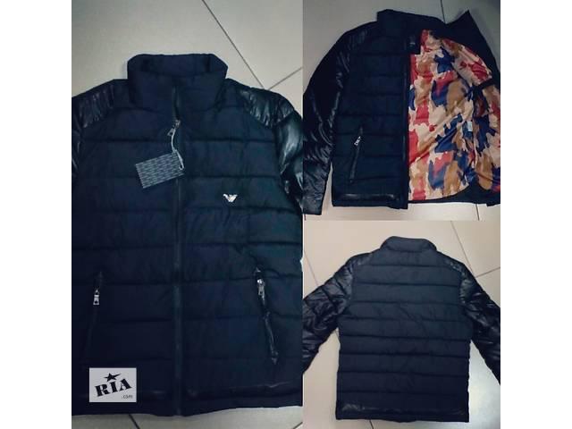 купить бу Мужская куртка бренд Armani в Тернополе