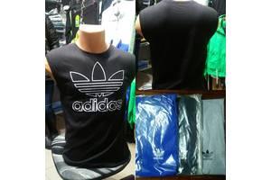 Новые Мужские футболки и майки Adidas