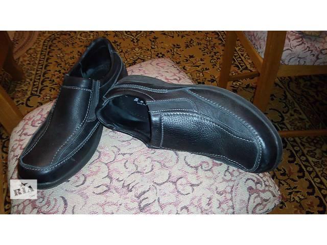 бу мужские итальянские туфли 45р в Самборе