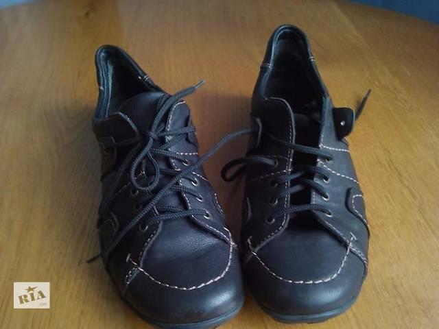 Мужские туфли REMONTE- объявление о продаже  в Рожнятове