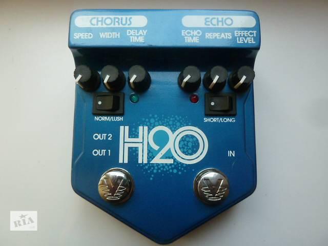 продам Chorus & Echo от H2O от Visual Sound бу в Донецке