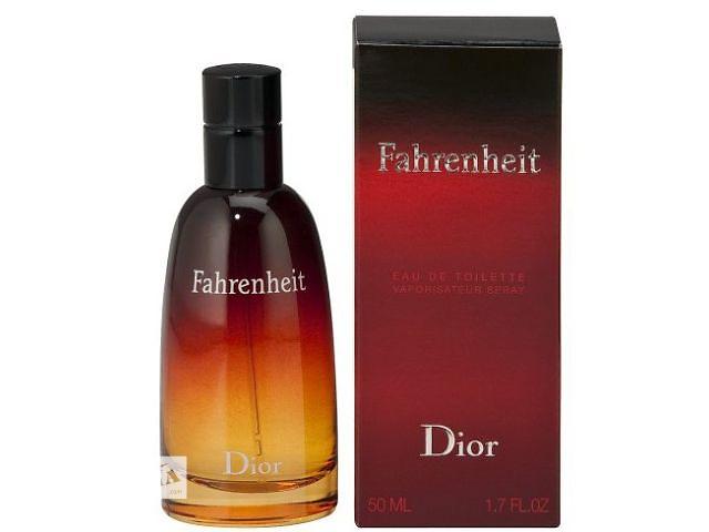 бу Christian Dior Fahrenheit 100 мл -лицензия отличного качества в Киеве