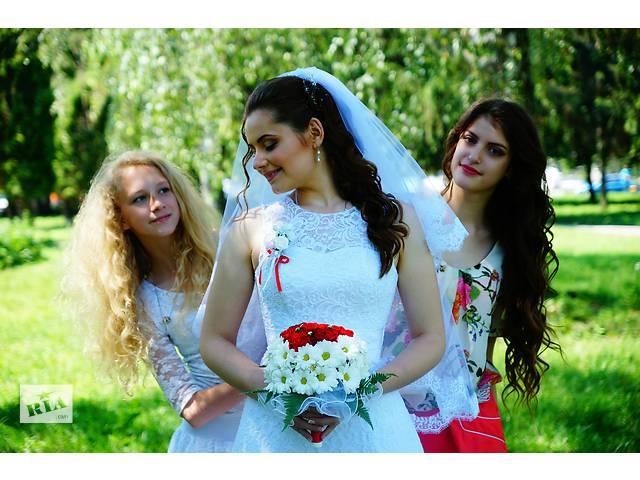 купить бу Восхитительное свадебное Платье в Виннице