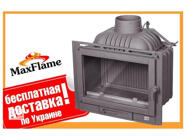 Чугунная каминная топка Corno 14 кВт +бесплатная доставка!- объявление о продаже  в Львове