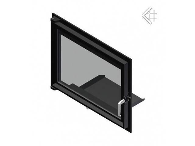 Чугунные дверцы для камина 652*515 (Польша)- объявление о продаже  в Ивано-Франковске