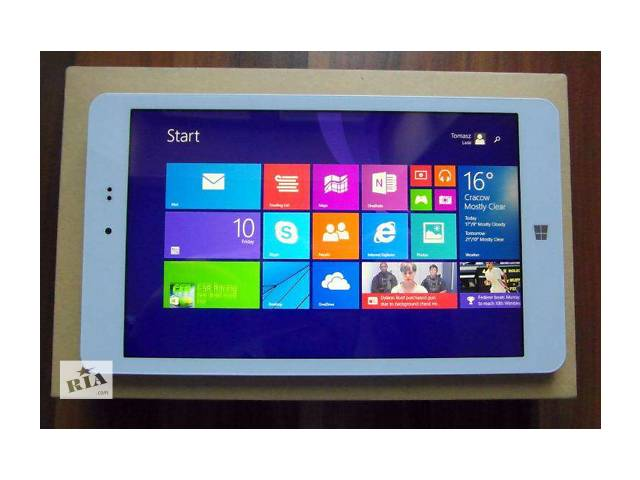 купить бу Chuwi Hi8 Pro Windows10+Android 5.1 2/32GB 1920*1200 в Черновцах