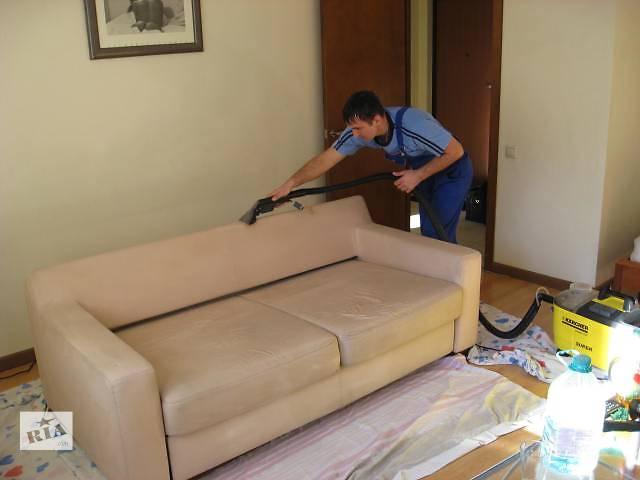 бу Чистка-химчистка мягкой мебели,матрасов на дому. в Запорожье