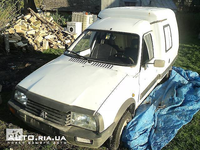 купить бу Citroen c15 Кузов 1997 р в Тернополе