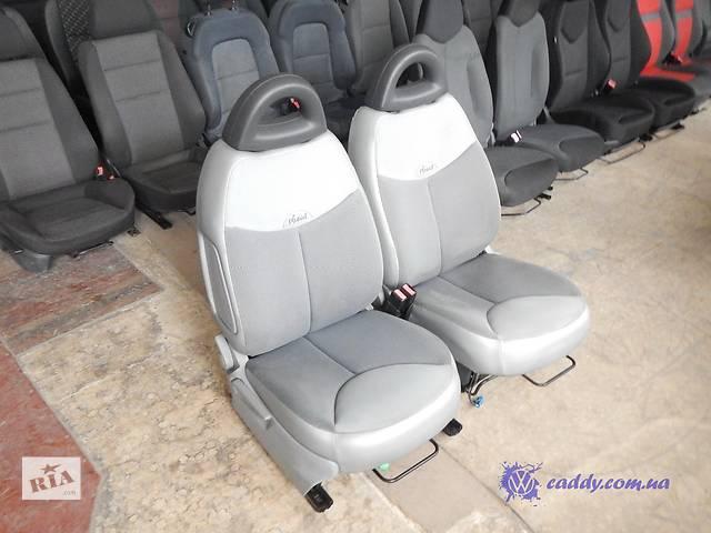 купить бу Citroen C3 Pluriel - передние откидные сиденья в Киеве