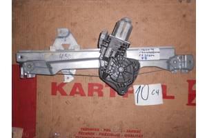 б/у Моторчик стеклоподьемника Citroen C4