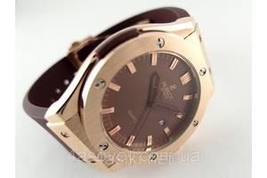 Новые мужские наручные часы Hublot