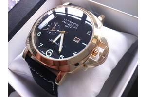 Новые мужские наручные часы Luminor Panerai