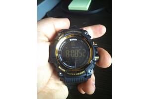 Нові Розумні годинники Casio